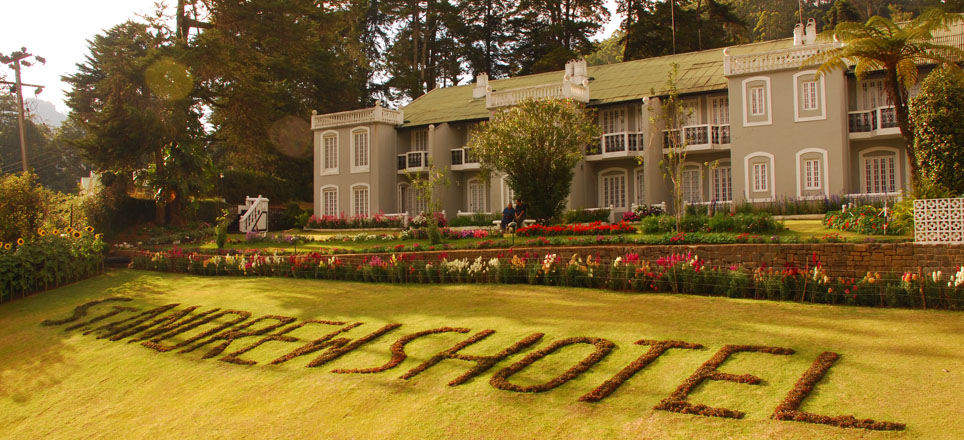 St Andrews Hotel Nuwaraeliya